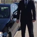 TAXI VAN DRIVER THESSALONIKI
