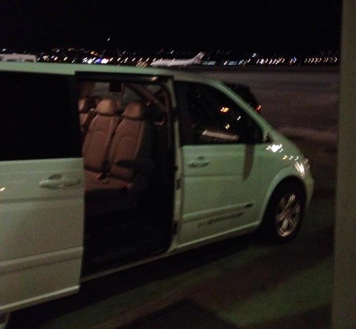 Αεροδρόμιο Θεσσαλονίκη Ταξί Van