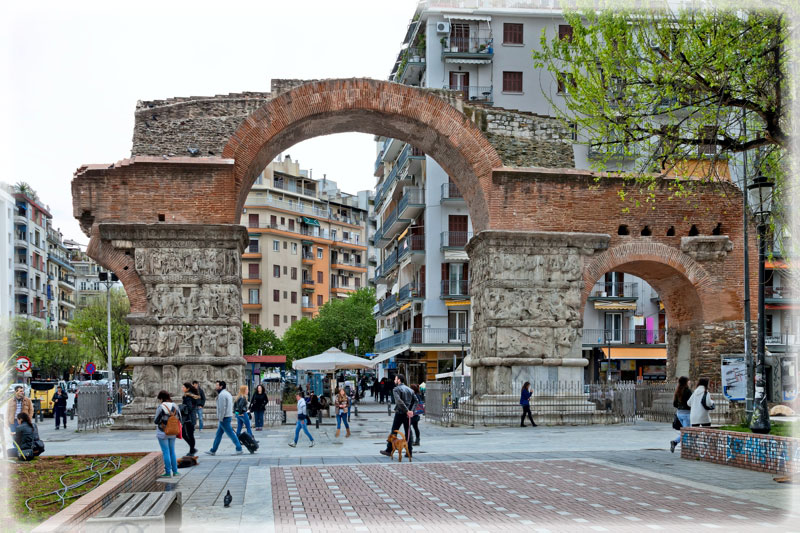 Excursions transportation guided tours Thessaloniki